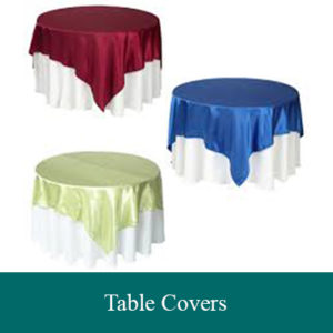 sdspl Table Covers